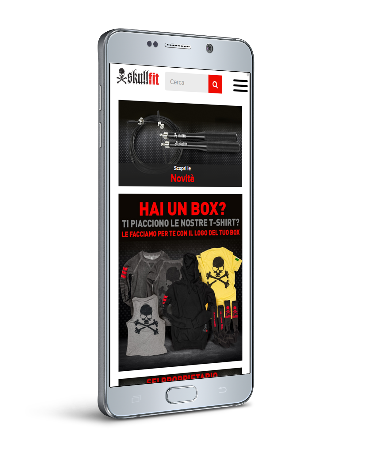 skullfit mobile